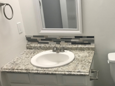 1 bed bath new